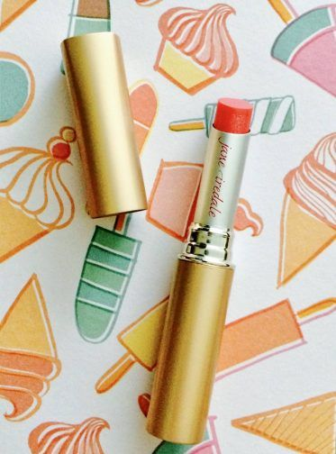 Natural lipstick from Jane iredale