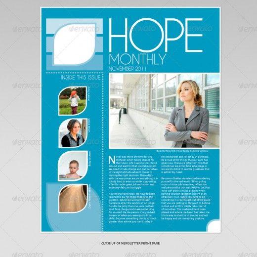 Best Newsletter Ideas Images On   Newsletter Ideas