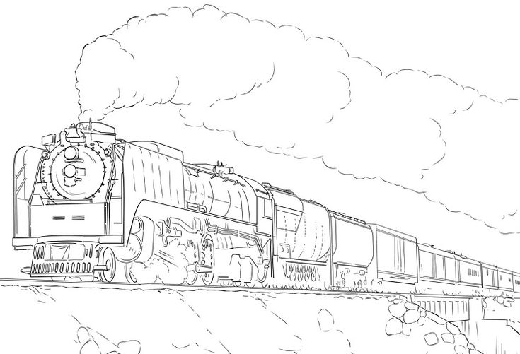 Train Coloring Pages For Adults Train Coloring Pages Cars Coloring Pages Coloring Pages