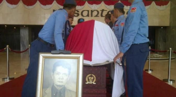 Innalilahirojiun! Anggota DPR RI Dapil Riau Meninggal Dunia