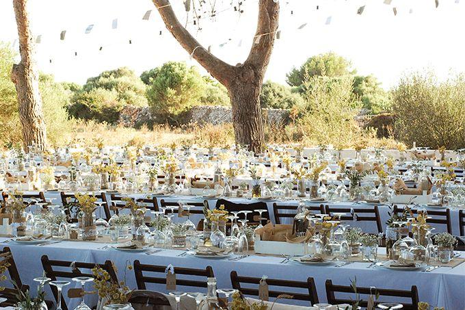 17 mejores ideas sobre mesas largas en pinterest mesas - Mesas de campo ...