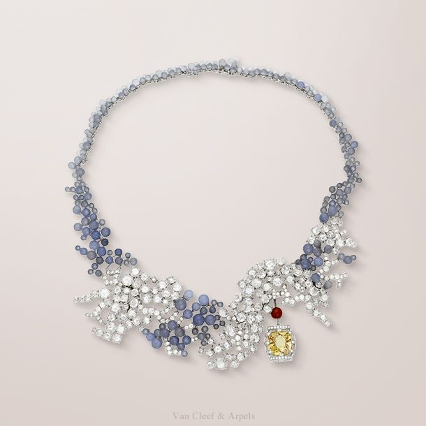 6036 best jewelry van cleef arpels images on pinterest for Jardin francais jewelry