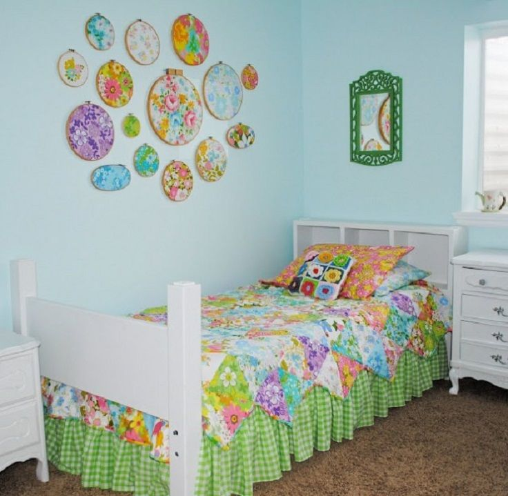 Bedroom Make-Over - 7 Easy And Creative DIY Bed Sheet Projects