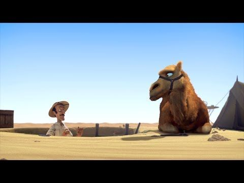 The Egyptian Pyramids - Funny Animated Short Film (Full HD) - YouTube