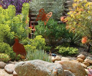 Low Water Garden Design find this pin and more on low water garden ideas Low Water Gardening Yields Lovely Results