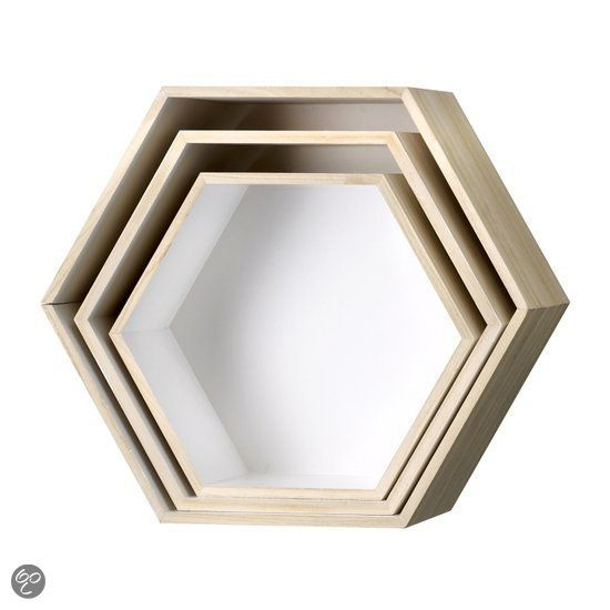 Bloomingville Box Hexagon