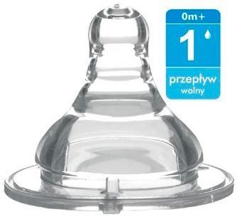 Babyono Соска для бутылок с широким горлышком – поток 1 (медленный)  — 133р.  BabyOno соска медленный поток обязательно понадобится для малышей, которые находятся как на грудном, так и на смешанном вскармливании. Особенности Соски : соска медленный поток имеет 1 отверстие, которые позволяют обеспечить необходимое поступление молока или молочной смеси; Тройная анти-вакумная система соски защищает ребёнка от заглатывания воздуха, предотвращая колики; Имеющийся воздушный клапан позволяет не…