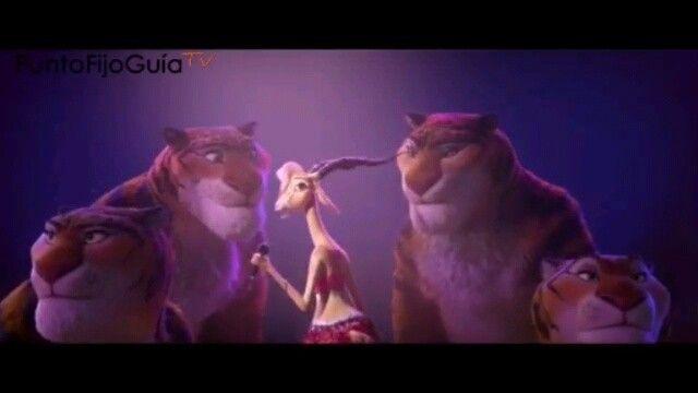 Conozcan a #Gazelle el personaje de @Shakira en #Zootopia . #Comparte #haztenotar #nuestraciudad #Zootopia #shakira #movie #music #tv #estreno #comics #kids #videotime #instagood #instalike by puntofijoguiatv