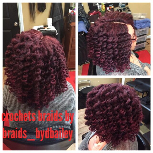 By braids_bydbailey if ur looking for a braid tech in New Orleans ...