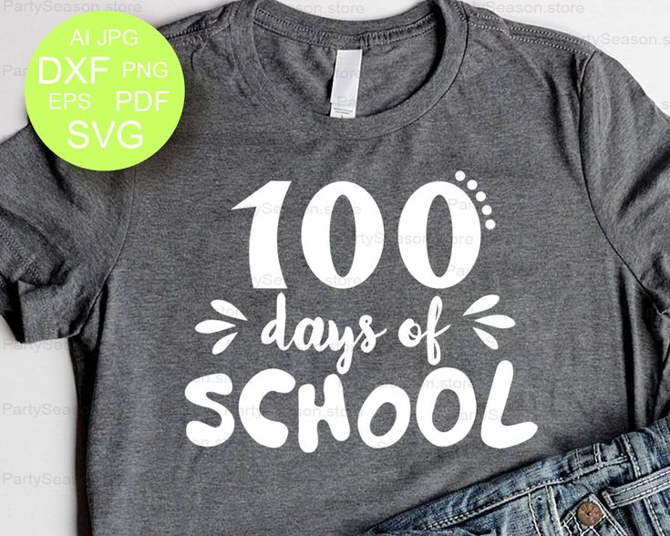 Excited to share the latest addition to my #etsy shop: 100 days of school SVG Teacher svg 100 days of school shirt Svg 100th day of school T-shit svg Cut file Cricut Silhouette Instant Download http://etsy.me/2nCRfh6 #supplies #black #kidscrafts #yes #100daysofschool #