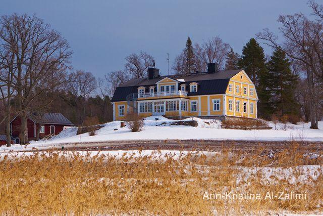 Ann-Kristina Al-Zalimi, bodom, bodom gård, architecture, finnish architecture, finland, manor, espoo, esbo, bodomin kartano, house, building, landscape, kartano, arkkitehtuuri