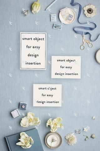 MaeMae x SC Stationery Collection: French Blue SET 2
