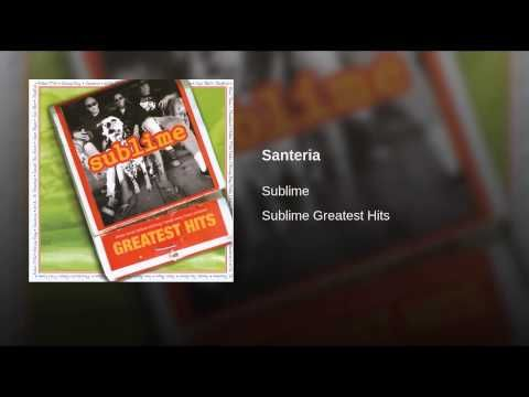 Santeria - Sublime (sorry but the official video blurred out shit that wasn't even cussing so I opted for music over video.