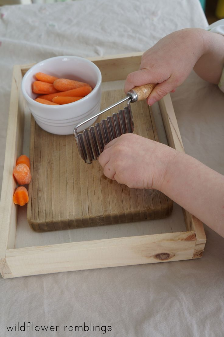 More than forty Montessori practical life ideas you can incorporate easily into your home.