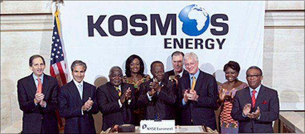 "N.A. Energy News su Twitter: ""Kosmos Energy finds significant natural gas discovery offshore Senegal https://t.co/X5m3eTGEvV…"
