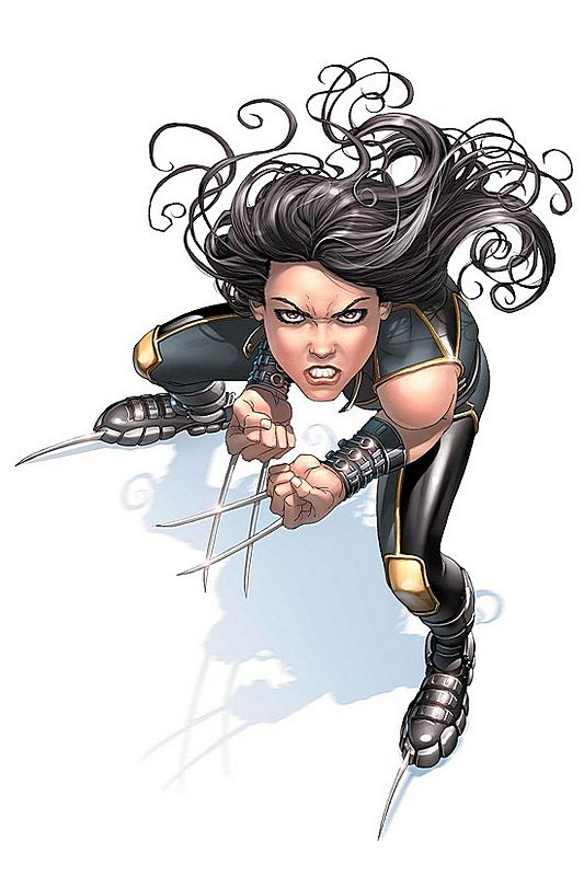 X-23 - Marvel Universe Wiki: The definitive online source for Marvel super hero bios.