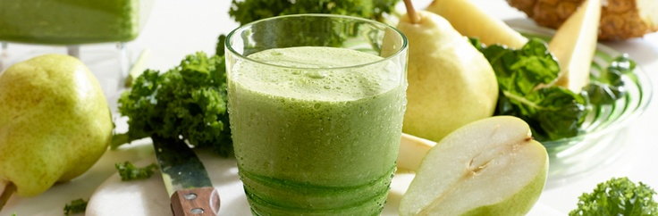 Super green smoothie with Optimum Life Pea Protein