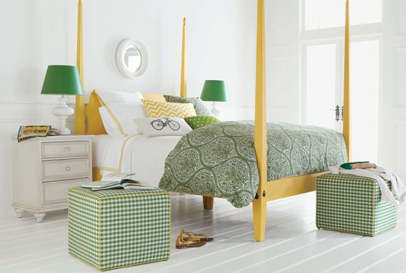 53 best images about ethan allen painted furniture on for K michelle bedroom furniture