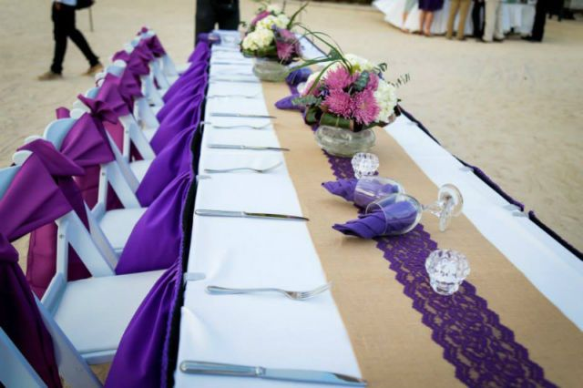 24 BURLAP & LACE TABLE RUNNERS | other | Oakville / Halton Region | Kijiji
