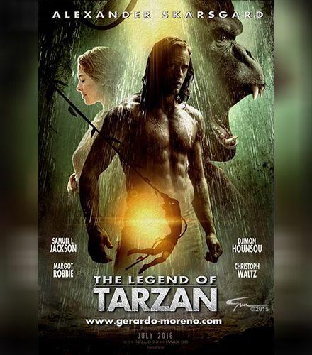 Nonton Movie Tarzan X