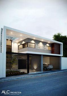 fachadas casas pequeñas - Buscar con Google