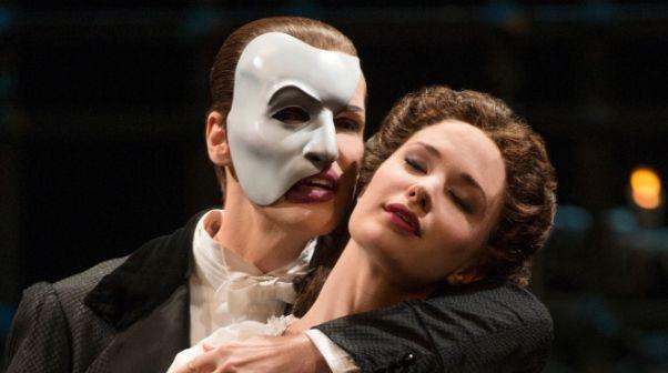 Musicais Da Broadway Phantom of the Opera - Guia de Nova York