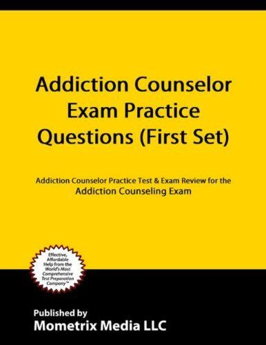 61 best lcas exam prep images on pinterest therapy ideas change addiction counselor exam practice questions first set addiction counselor practice test exam review for the addiction counseling exam by addiction fandeluxe Gallery