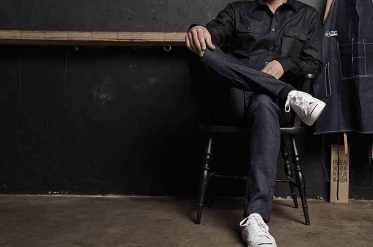 Sustainable raw and selvedge denim, locally crafted in Cape Town by Real+Simple