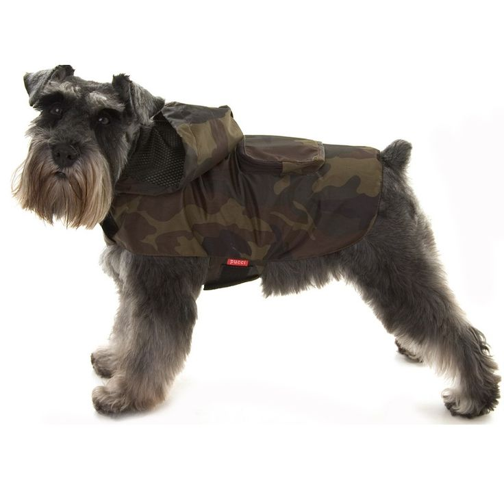 Pac-a-Mac Dog Raincoat in Camouflage £21.99 #dogcoat #dograincoat