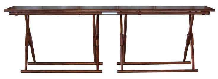 Buy Matthiessen Console  by Richard Wrightman Design, Ltd. - Made-to-Order designer Furniture from Dering Hall's collection of Mid-Century / Modern Transitional Console Tables.