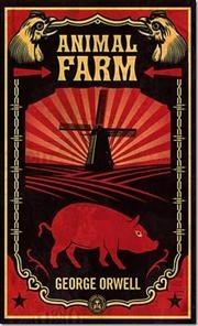Animal Farm af George Orwell, ISBN 9780141036137