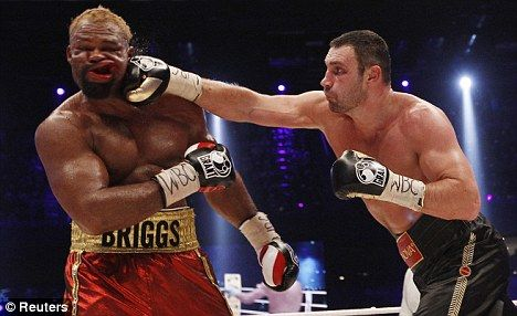 Shannon Briggs NOT in the mix to fight Klitschko