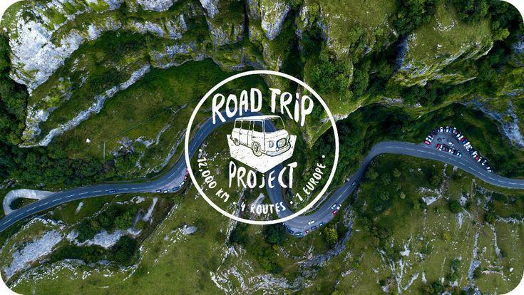 Road Trip Project = 8 castigatori pentru 1 luna prin Europa