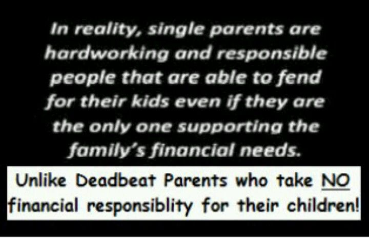 Quote About Deadbeat Dads: Deadbeat Mom Quotes. QuotesGram