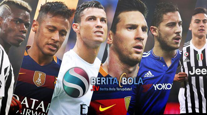Dybala Dan Neymar Akan Menggantikan Messi Dan Ronaldo Ronaldo