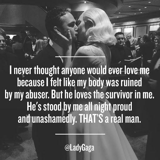 True love conquers all.