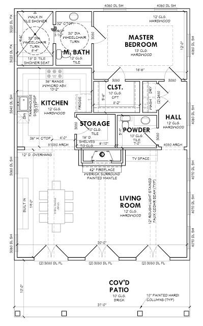 Kurk Custom Homes: Universal Design Plan