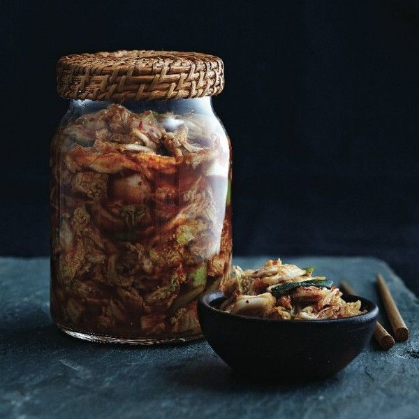Salty and tangy, this fiery Korean condiment is popping up everywhere from your local, to fine-dining restos. Get this kimchee recipe at Chatelaine.com!