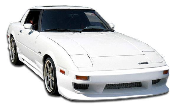 1979-1985 Mazda RX-7 Duraflex GP-1 Body Kit - 4 Piece