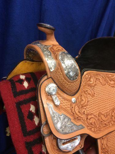 Billy Cook Western Saddles