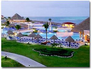 Cancun Moon Palace Resort