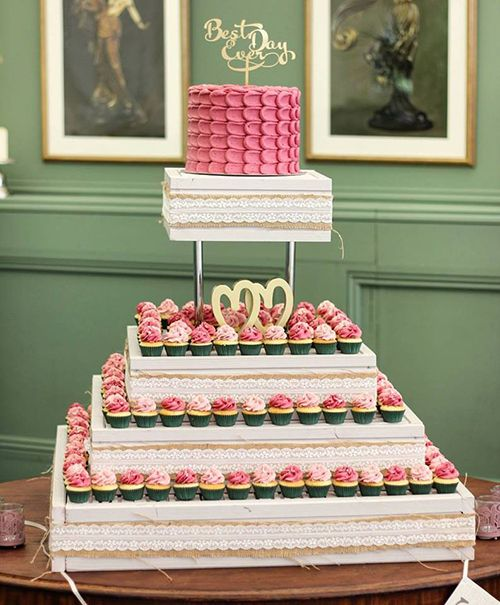 Detailed Wedding Cakes by Talented Irish Designers