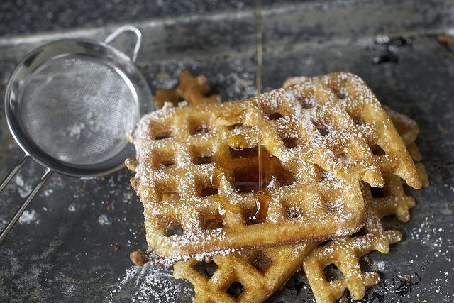 Waffles, Smitten kitchen and Kitchens on Pinterest