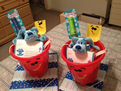 blues clues party decorations - Google Search