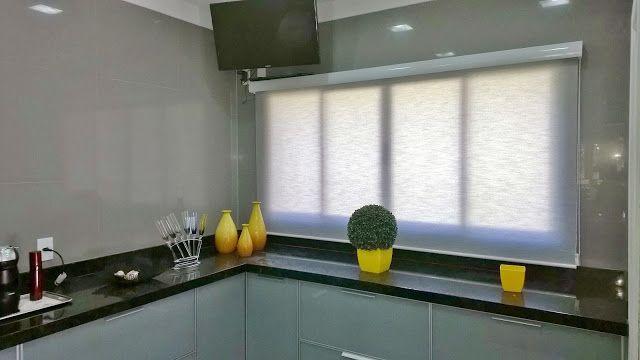 persianas em guarulhos: Persiana rolo cozinha