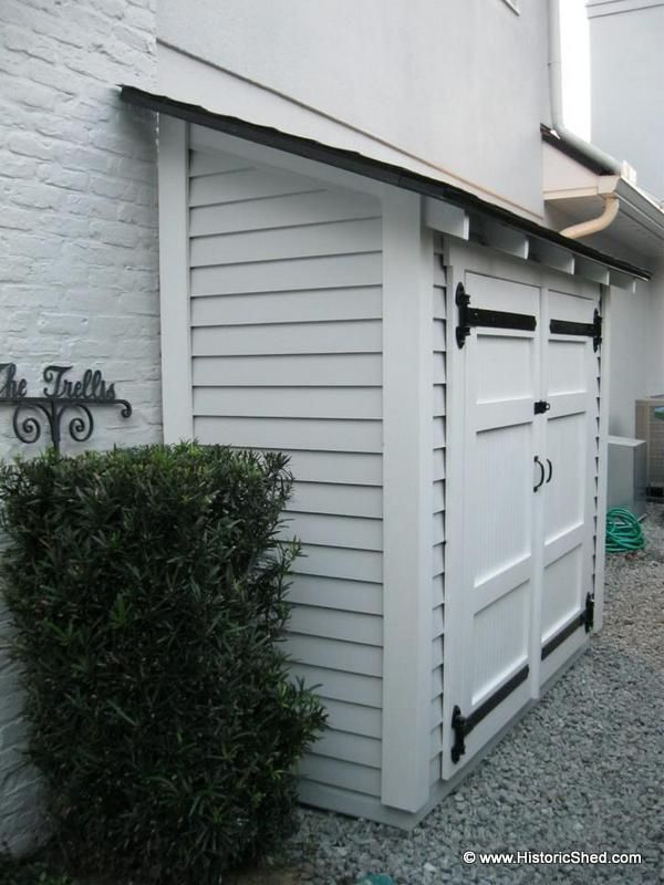 Small Storage Shed Man Cave : Best images about bicycle storage on pinterest bike