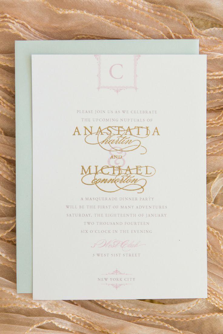 179 Best Wedding Invitations Images On Pinterest Invitations