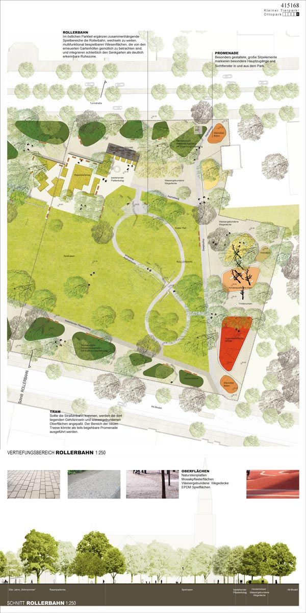 Become an Ambassador of #buildyful.com  to represent your #Architecture School in the world! See more details here: buff.ly/1xRomMd ~~Kleiner Tiergarten - Ottopark