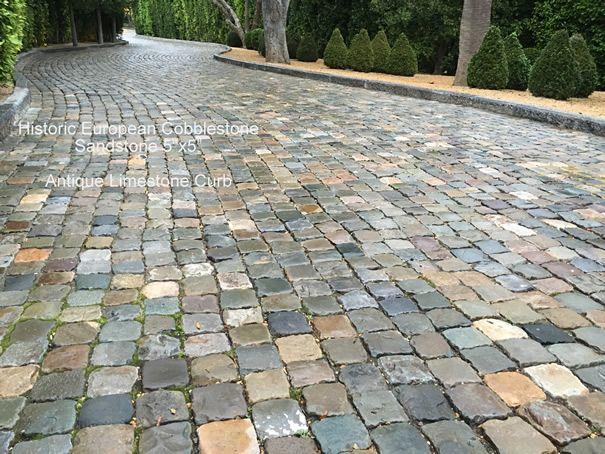 Cobblestone Stones For Driveways : Best images about reclaimed cobblestone for driveways
