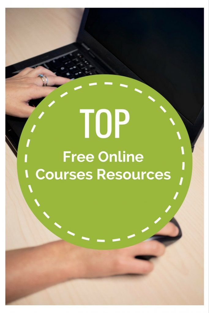 Top Free #Online #courses resources #learning #business #personal #development